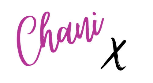 chani signature for instagram wellbeing accounts