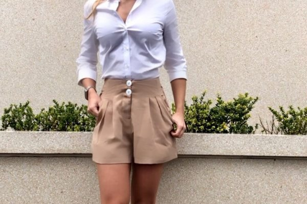HOW TO WEAR TAILORED SHORTS