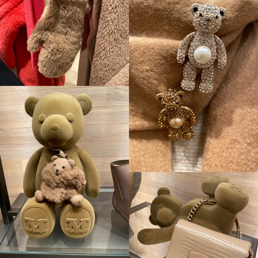 teddy accessories