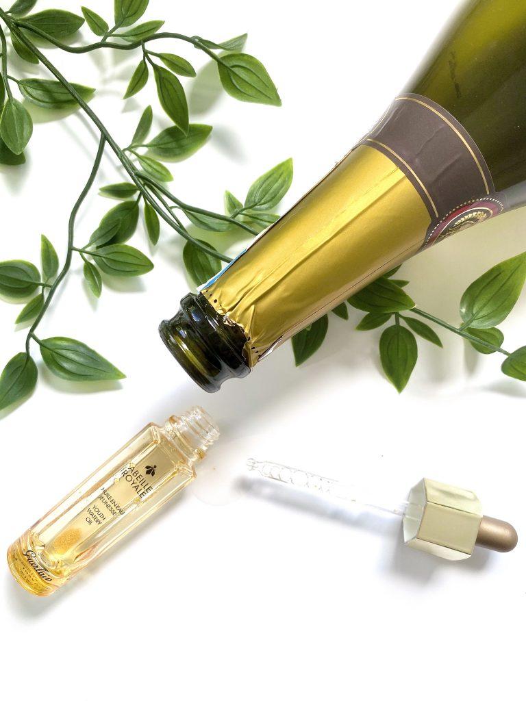 Guerlain oil